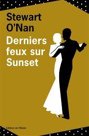 Derniers feux sur Sunset par O'Nan