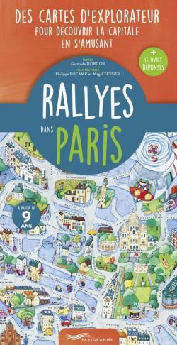 Rallyes dans Paris par Gertrude Dordor
