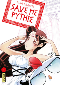 Save me Pythie, tome 1 par Brants