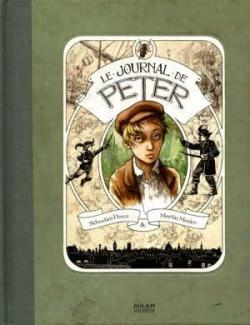Le journal de Peter par Perez