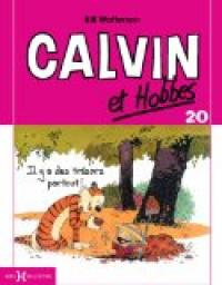 Calvin & Hobbes, Tome 20 : Il y a des trésors partout ! (petit format) par Bill Watterson