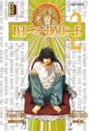 Death Note, Tome 2 par Ohba