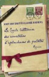 Le cercle littéraire des amateurs d\'épluchures de patates par Annie Barrows