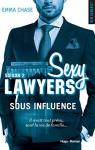 Sexy Lawyers, tome 2 : Sous Influence par Chase
