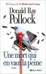 Une mort qui en vaut la peine par Donald Ray Pollock