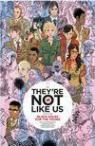 They're not like us, tome 1 : Black holes f..