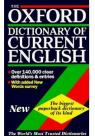 The Oxford Dictionary of Current English par Collectif