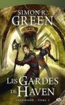 Darkwood, Tome 3 : Les gardes de Haven par Green