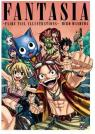 Fairy Tail Artbook Fantasia par Mashima