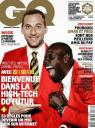 GQ France n° 46 - Bienvenue dans la high tech du futur par Boulay