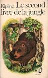 Le Second livre de la jungle par Kipling