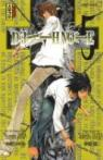 Death Note, Tome 5 par Ohba