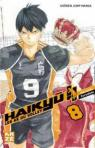 Haikyu !! Les As du volley, tome 8  par Furudate