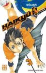 Haikyu !! Les As du volley, tome 3  par Furudate