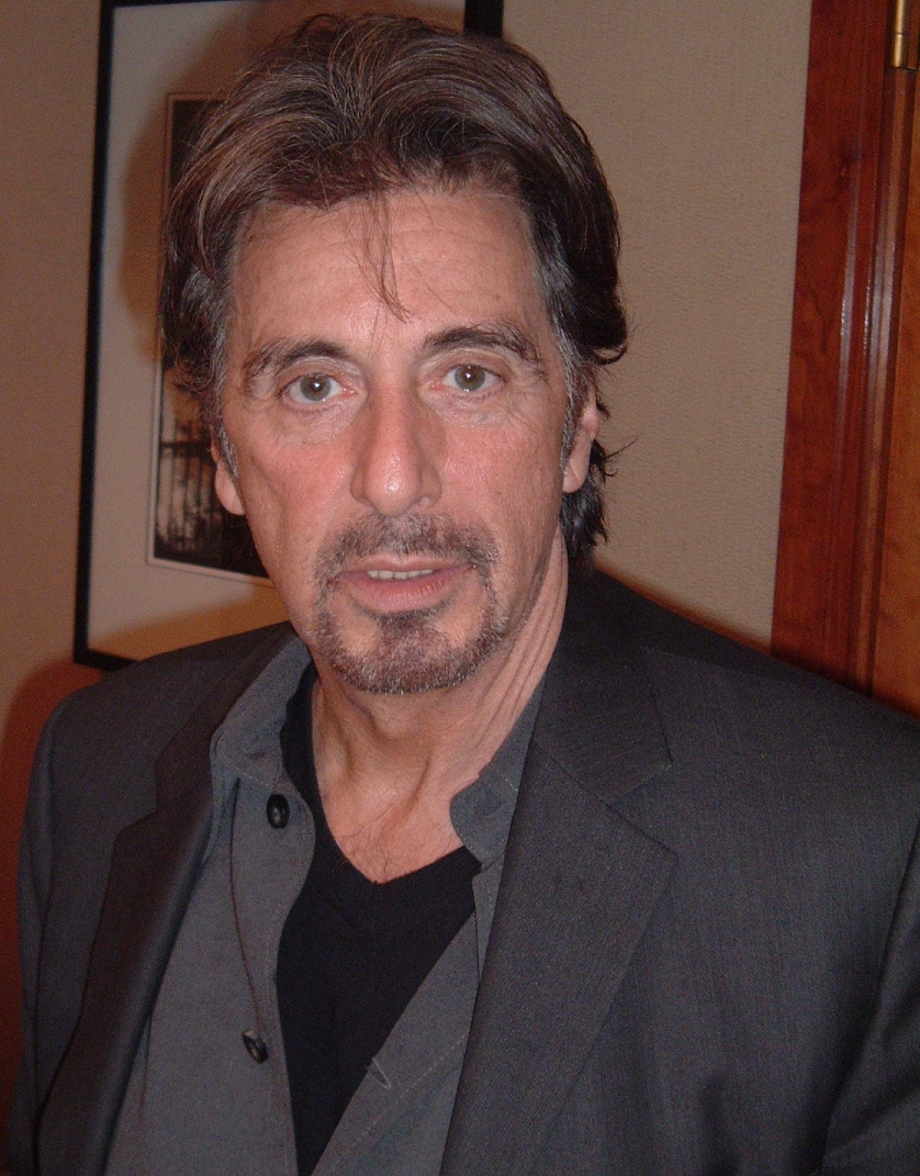 Personality ... MBTI Enneagram Al Pacino ... loading picture