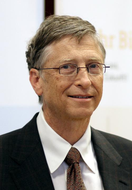 <b>Bill Gates</b> - AVT_Bill-Gates_2136