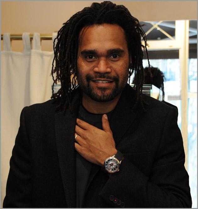 Photos de Christian Karembeu - Babelio.com