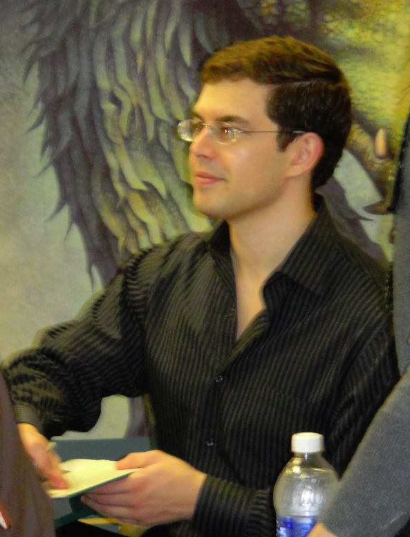 Christopher Paolini biography... Is there one?