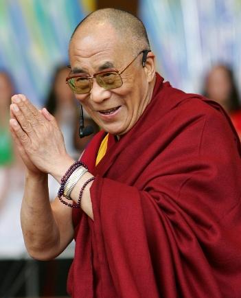 MBTI enneagram type of Dalai Lama XIV