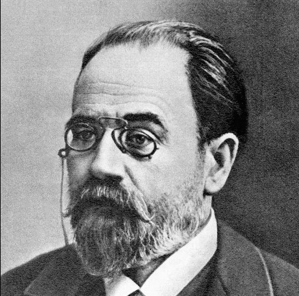 <b>Emile Zola</b> - AVT_Emile-Zola_3967