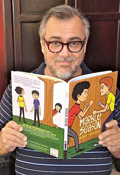 <b>Gilbert Hernandez</b> - AVT_Gilbert-Hernandez_4510