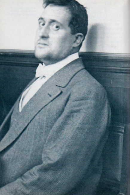 Guillaume Apollinaire vie