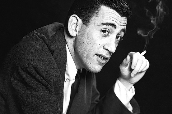 jd salinger style of writing