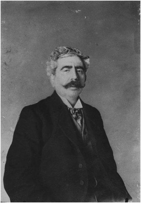 Jean Moréas (1856-1910)