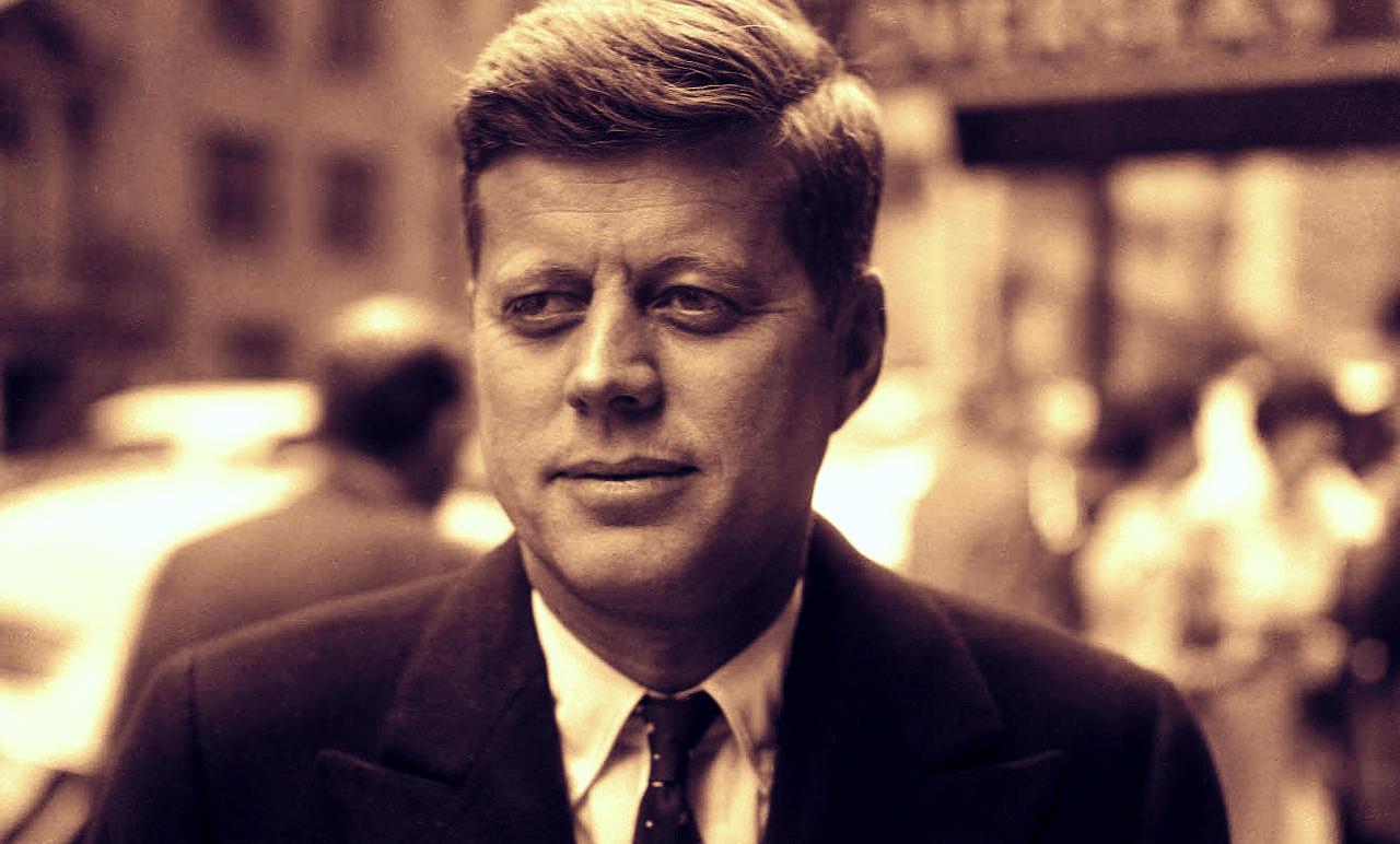 John Fitzgerald Kennedy - AVT_John-F-Kennedy_9116