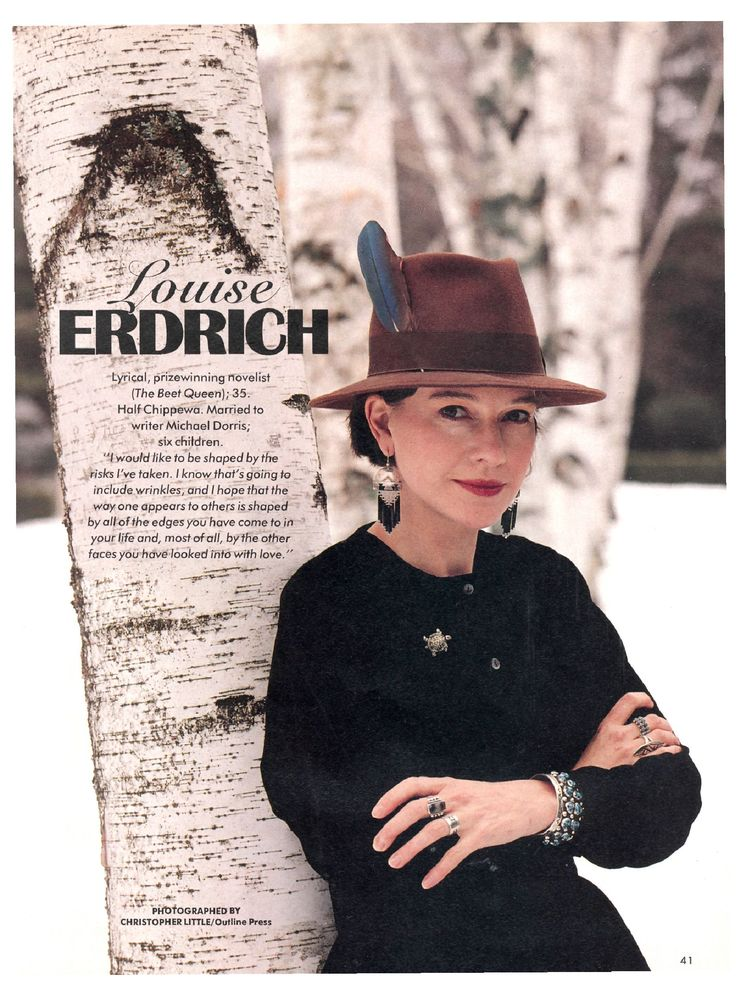 """louise erdrich the leap questions First sentence (a quote, a questions, an interesting fact)  example: in the short  story titled """"the leap"""" by louise erdrich a daughter tells the story of her mother,."""