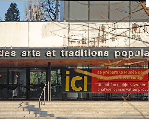paris musee national art et traditions populaire