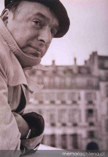 Huit questions - Pablo Neruda, Le livre des questions dans Poésie