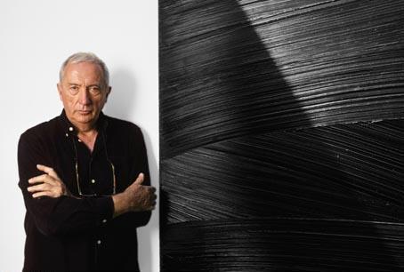 Pierre soulages babelio for Peintures en noir et blanc
