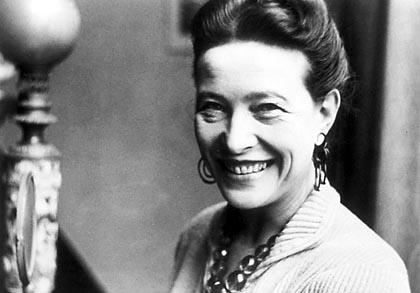 L'éternel féminin - Simone de Beauvoir dans Essais, philosophie...