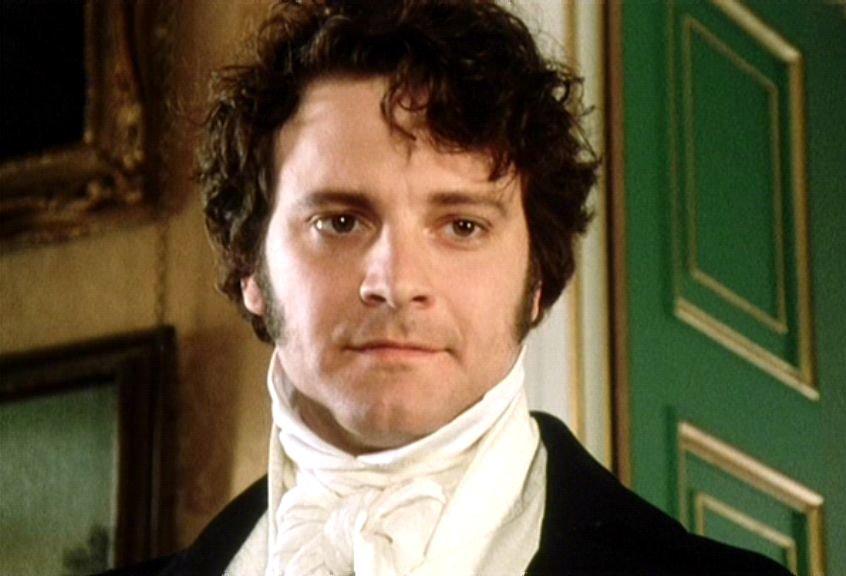 Mr Darcy fan club quizColin Firth Mr Darcy