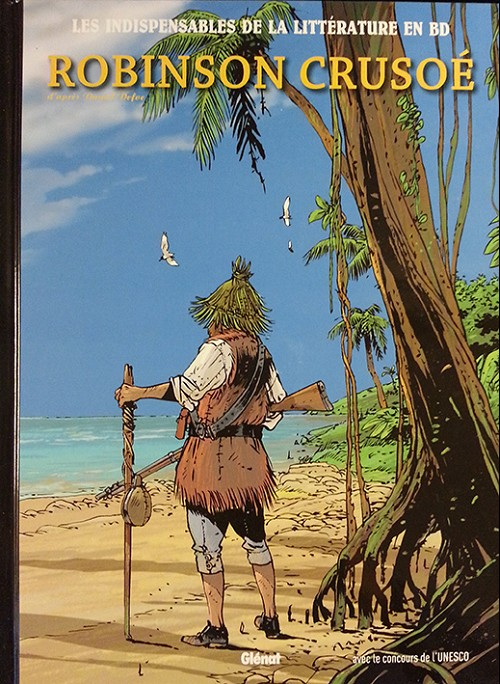 Cliff Notes/A Book Report of Robinson Crusoe By Daniel Defoe cliff notes 2536