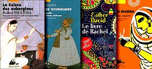 la cuisine indienne avec ses romans liste de 8 livres babelio. Black Bedroom Furniture Sets. Home Design Ideas