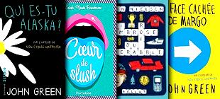 Des listes de livres pour adolescents ordinaires