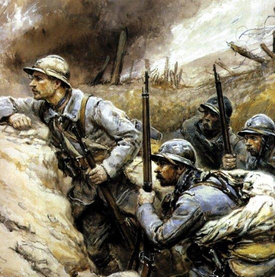 pourquoi la grande guerre