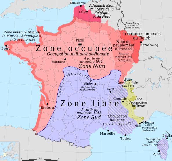 La seconde guerre mondiale dans la littérature française - i