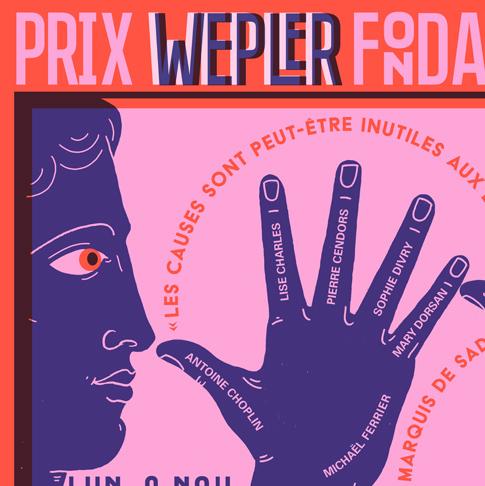 Wepler-Fondation La Poste